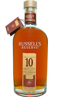 Russell's Reserve Bourbon 10 Year 750ml